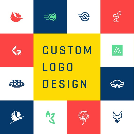 Made to Order Logo, Custom Order Logo, Professional Logo, Custom Order Stamp, OOAK Logo, Custom Logo Design, Small Business Logo, Logo