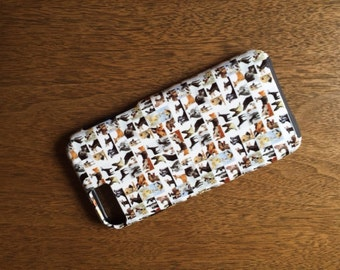 Greyhounds iPhone 6 hard case