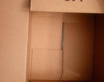 Mystery Box Full of Fiber