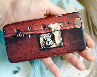 "Fantastic Beast Inside"" case for iPhone, Samsung, other, artwork by Takila (customization available)"