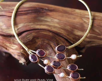 Elegant Wrap Necklace