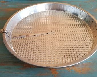 Vintage Pan Kaiser Cake Pan Round Slider Pans Made In Germany 10 Inch Round Cake Pan  Retro Bakeware Vintage Bakeware By The Each You Pick