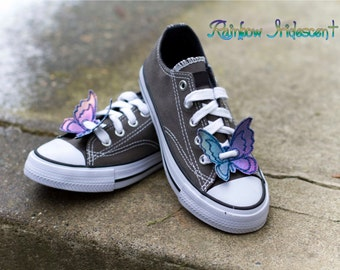 Fly MY ButterFLY Shoe Wings )( Get your Shoe Shinez ON )(