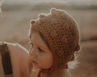 KINDRED bonnet (honey)