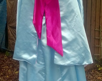 magical fairy godmother costume, fairy godmother costume , costume, godmother . princess party, theater costumem made to order