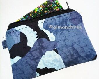 sale Dog, women wallet, not padded credit card case, zip coin purse, id276701, portemonnaie, portefeuille cardholder, porte carte