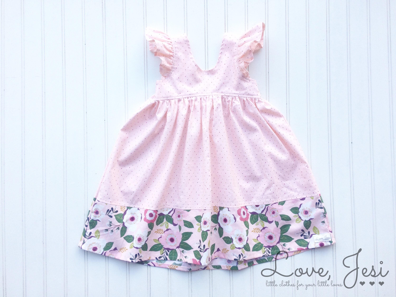 Baby Girl Easter Dress Little Girl Easter Dress Girls Spring