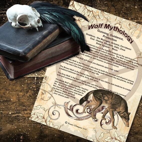 Wolf Mythology