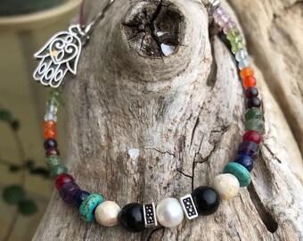 New Jerusalem Bracelet with Hook & Eye