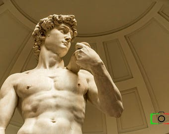 David Michelangelo Florence Italy