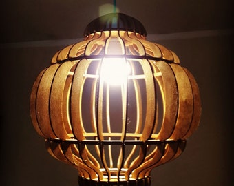 Lamp arabic style