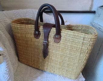 French Basket Big Bag