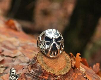 A Ring Skull