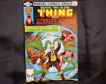 Marvel Two-In-One #66 Marvel Comics 1980