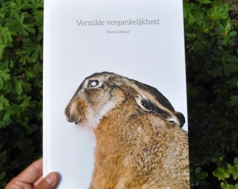 Taxidermy Photography Hardcover book