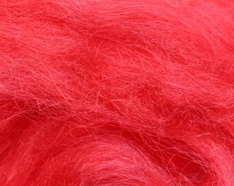 Firestar Top, Trilobal Nylon Sparkle, Poinsettia