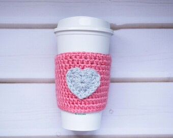 Coffee Sleeve, Coffee Cup Cozy, Coffee Mug Cozy, Crochet Coffee Cozy,  Coffee Cup Sleeve, Tea Cozy, Mug Warmer