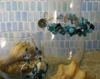 Mermaid's Tail Wire Crochet Set