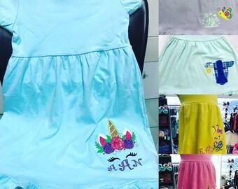 Kids Summer Dresses