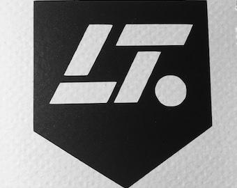 Louis Tomlinson Vinyl Stickers