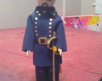 Union General doll by Carlson dolls