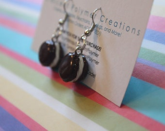 French Macaron Earrings