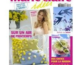 Marie Claire Idees No. 77 March 2010