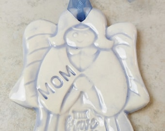 Memorial Angel Personalized With Brave Wings She Flies
