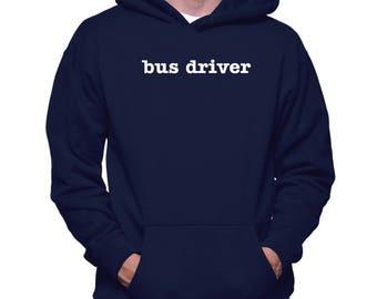 Hashtag Bus Driver Hoodie tW5MQlm