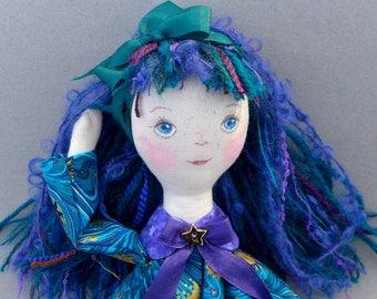 Katia - A Soft Rag Doll