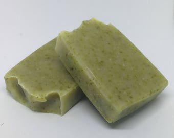 Natural and vegan artisan soap