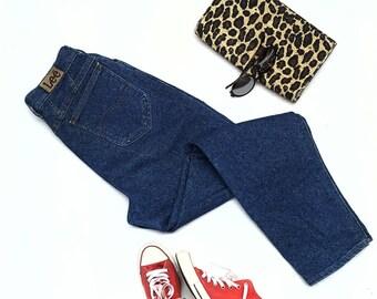 """80s Lee jeans w29"""" size 10 med"""