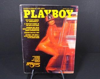 March 1976 playboy