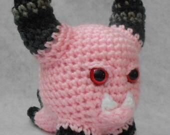 Cuddles Crochetlien - Amigurumi Crochet Pattern