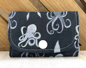Card Holder - Squid Wallet - Business, credit, gift cards, personal items