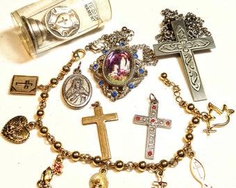 Vintage Religious Lot