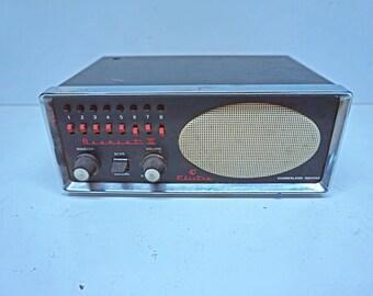 Vintage Bearcat BC 3 Receiver, Vintage Audio, Electra Company, Audiophile