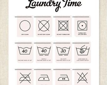 Laundry Secrets Poster 13x19 Poster