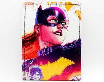 Batgirl Wallet - Comic Book Wallet