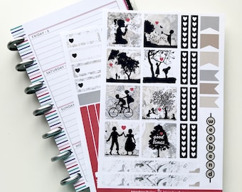 Good Times - Mini Happy Planner Kit - Collection - Planner Stickers - Happy Planner