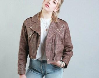 FENDI FENDISSIME Vintage Jacket studded jacket