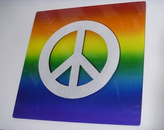 lgbtq+, EQUALITY sign, gay pride sign, lgbt pride, Pride peace, Rainbow peace sign, Autism speaks, Autism awareness, rainbow pride decor