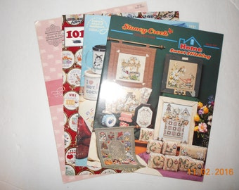 Cross Stitch Books (4)