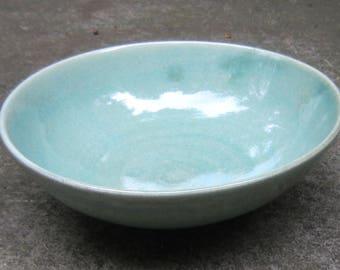 Green bowl; Jade green bowl; Celadon bowl; Sea green bowl; Green cereal bowl; Green soup bowl; Green confectionery dish; Green snacks dish