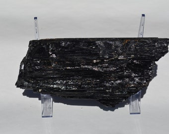 Large Black Tourmaline #24