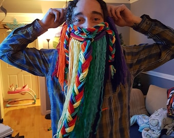 Viking Beard, Crochet