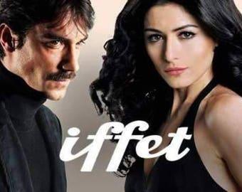 Iffet. Telenovela Turca 40 Dvds