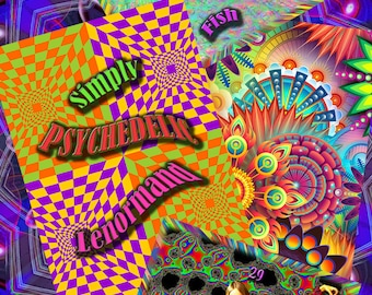 Simply Psychedelic Lenormand