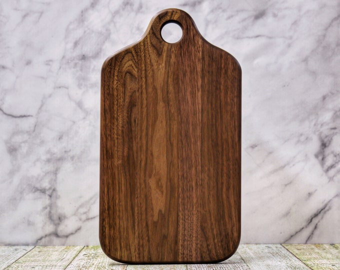 SALE, Price Reduced! Cutting Board, Wood Cutting Board, Cheese Board, Wooden Cutting Board, Walnut Wood