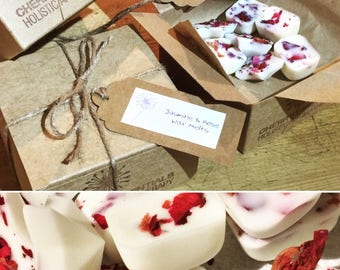 Jasmine and Rose Soy Wax Melts